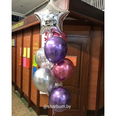 Сет из воздушных шаров №4